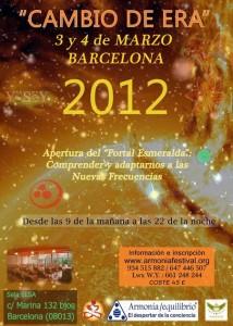 Encuentro Cambio De Era Barcelona 2012