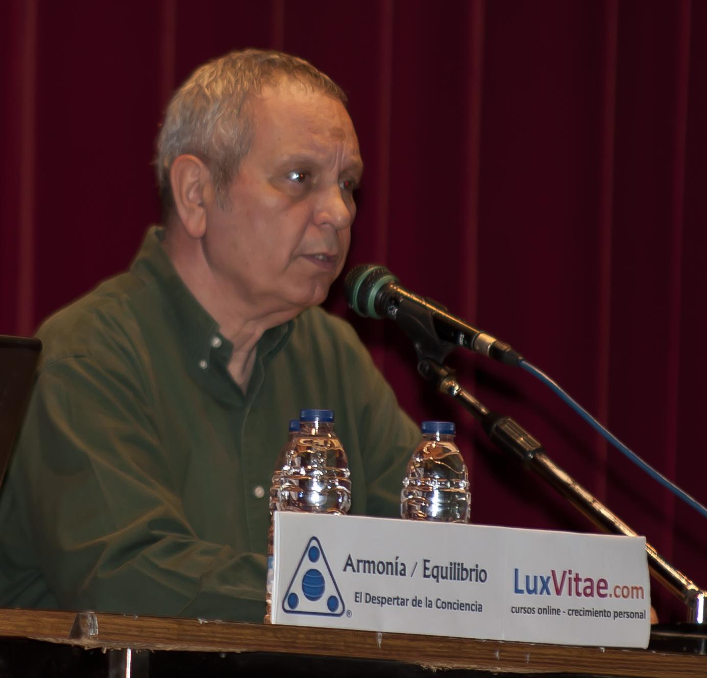 III Congreso Terapias Alternativas. Thutam Guillamot