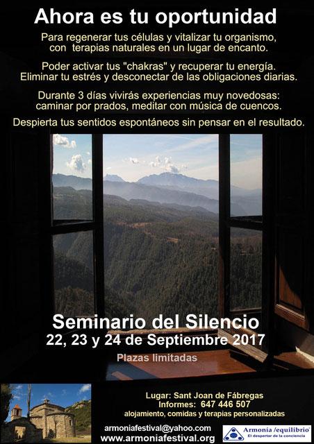 seminario del silencia